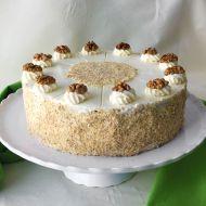 Nuss-Vanille-Torte GLUTENFREI