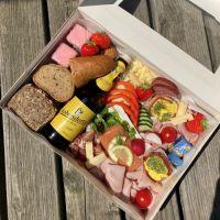 Frühstücksbox Rustikal
