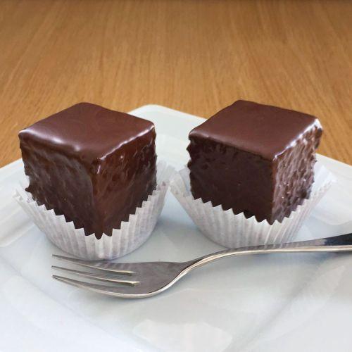 Schokoladenwürfel