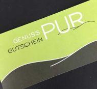 10-Euro-PUR-Genussgutschein