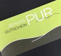 50-Euro-PUR-Genussgutschein