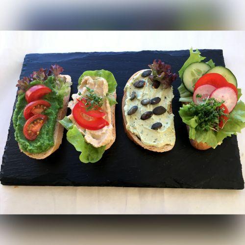 Sandwich Vegan Mix